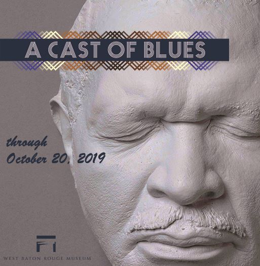 Cast of Blues Flyer